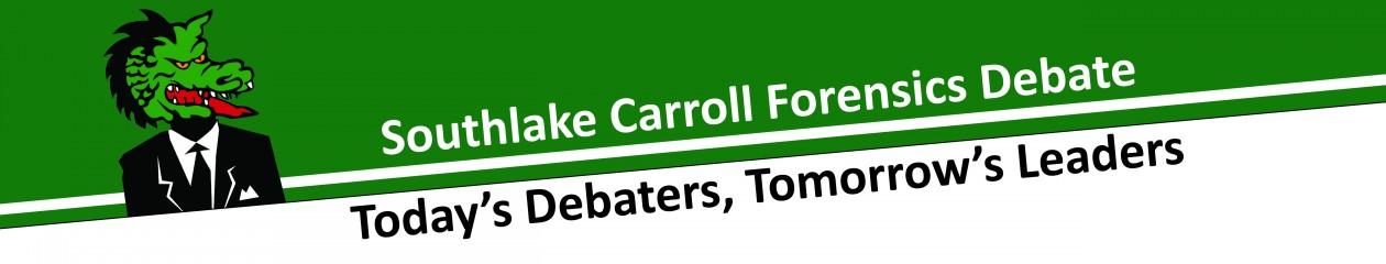 Southlake Carroll Forensics Debate